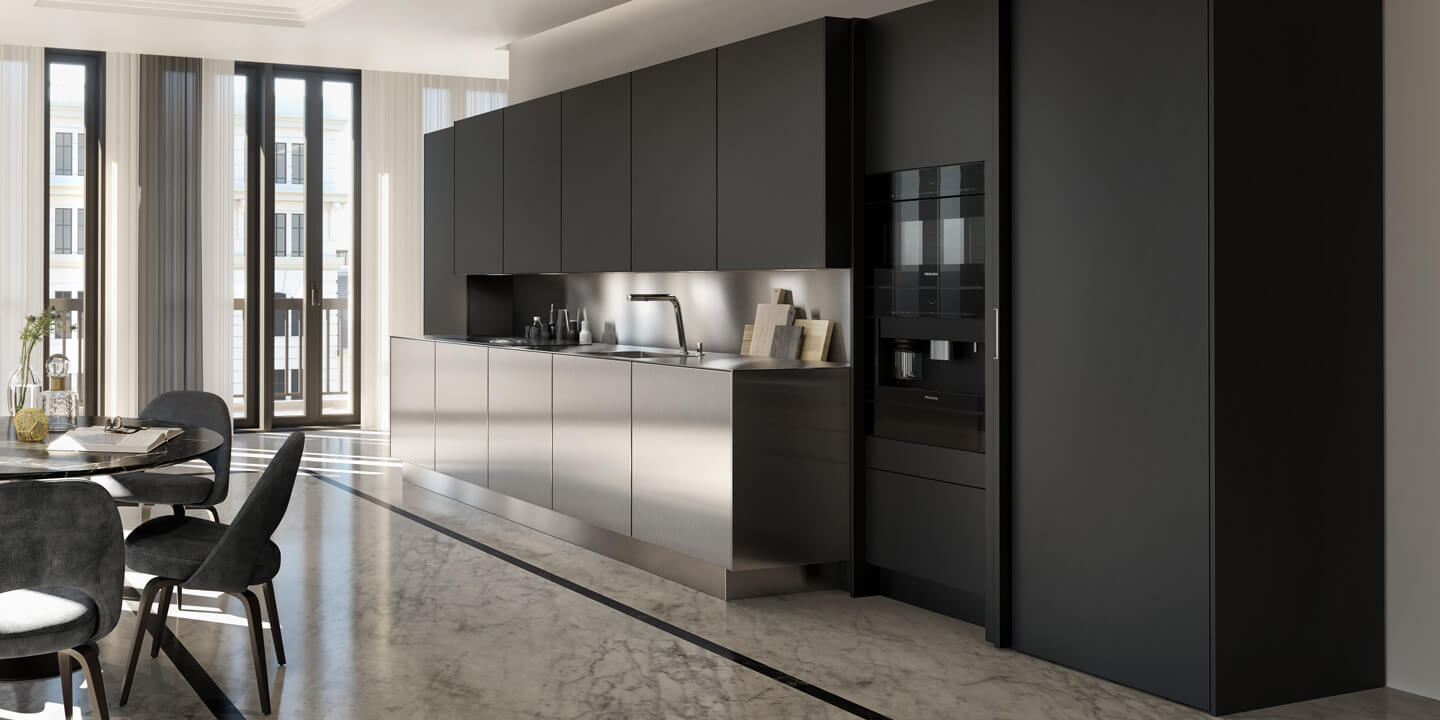 kitchen cabinets design images irelands siematic showrooms 6006