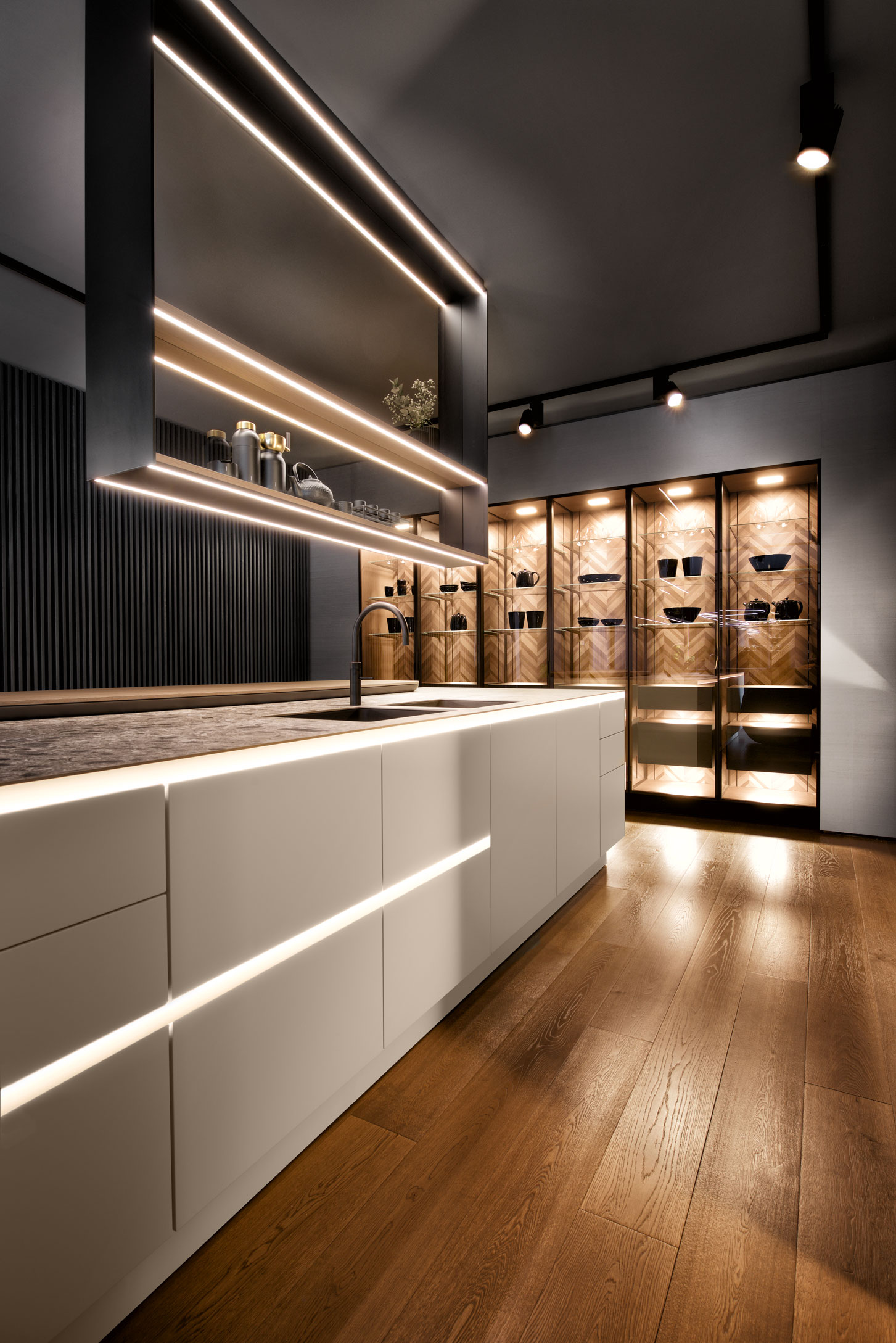 The Quot New Handle Free Siematic Quot Arena Kitchens